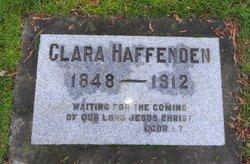 Clara Stephens <i>DeClark</i> Haffenden