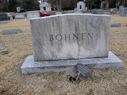Grace <i>Jones</i> Bohnen