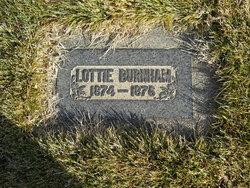 Lottie Burnham