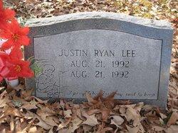 Infant Justin Ryan Lee