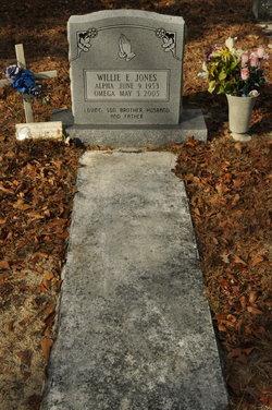 Willie E. Jones