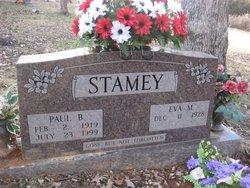Eva M. Stamey