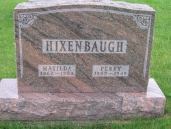 Matilda <i>Freeman</i> Hixenbaugh