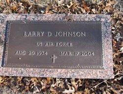 Larry Duane Johnson