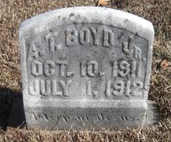 Allie Tidwell Boyd, Jr