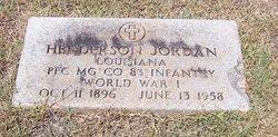 Henderson Jordan