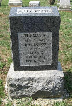Emma S Anderson