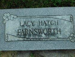 Lacy Ann <i>Hatch</i> Farnsworth