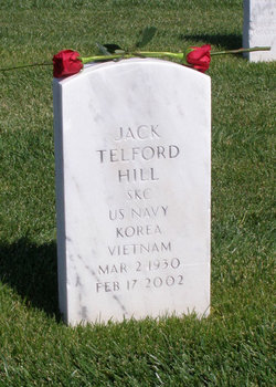 CPO Jack Telford Hill