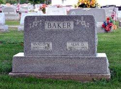 Annota M. <i>Dailey</i> Baker