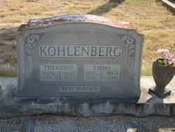 Emma Bertha <i>Soefje</i> Kohlenberg