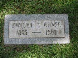 Dwight E Chase