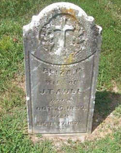 Eliza P. Aull