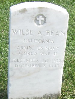 Wilse A Bean
