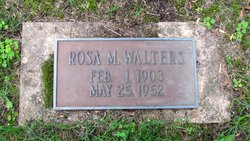 Rosa Mayne Rose <i>Scobee</i> Walters