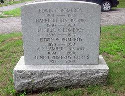 June I. <i>Pomeroy</i> Curtis