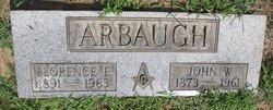 Florence E. <i>Dobbins</i> Arbaugh