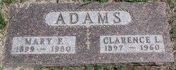 Mary <i>Fitzgerald</i> Adams