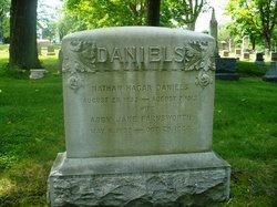Abby Jane <i>Farnsworth</i> Daniels