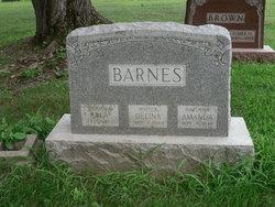 Amanda <i>Barnes</i> Barham
