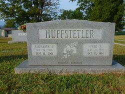Fred Andrew Freddie Huffstetler
