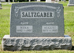 August Saltzgaber