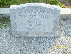 Terri Sharese <i>Threatte</i> Casteen