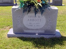 Orvin W Abbott