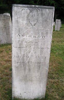 Susanna <i>Cutting</i> Ainsworth