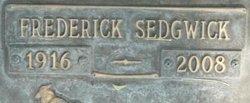 Frederick Sedgwick Bishop