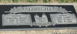Earl Leroy Albrecht