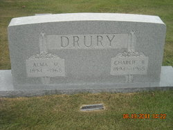 Alma M. <i>Alma</i> Drewry