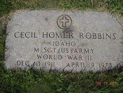 Cecil Homer Robbins