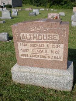 Clara <i>Rosenberger</i> Althouse