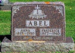Anna <i>Stariha</i> Abel