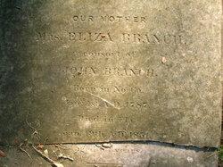 Eliza <i>Fort</i> Branch