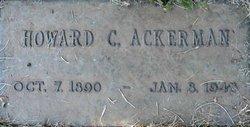 Howard Cecil Ackerman