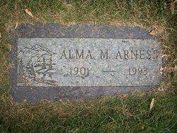 Alma M Arness