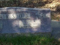 Bessie <i>Massey</i> Carson