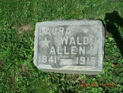 Laura <i>Waldo</i> Allen