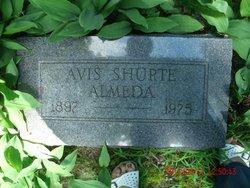Avis <i>Shurte</i> Almeda