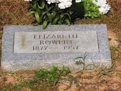 Elizabeth Bowlin