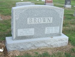 Nellie Mae <i>Smith</i> Brown
