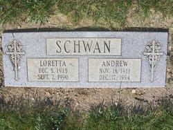 Loretta Pauline <i>Dorn</i> Schwan