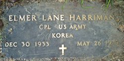 Elmer Lane Harriman