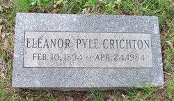 Eleanor <i>Pyle</i> Crichton