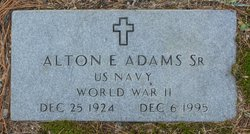 Alton E. Adams, Sr