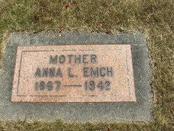 Anna L. <i>Schneider</i> Emch