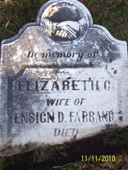 Elizabeth C Farrand