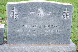 William J Holden